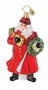 Christopher Radko Christmas Ornament - 34th Street Nick
