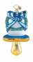Christopher Radko Christmas Ornament - Perfectly Pacified