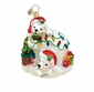 Christopher Radko Christmas Ornament - Pretty Polar Chateau