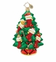 Christopher Radko Christmas Ornament - Red Wrap Up