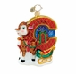 "Christopher Radko Christmas Ornament - Sleighride ""C"""