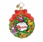 Christopher Radko Christmas Ornament - Playful Bouquet