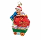 Christopher Radko Christmas Ornament - Mail Room Messenger