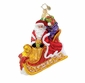 Christopher Radko Christmas Ornament - Seasonal Sleighride