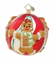 Christopher Radko Christmas Ornament - Ginger Pals