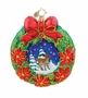 Christopher Radko Christmas Ornament - Wintertime Friends