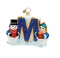 Christopher Radko Christmas Ornament - Circle of Santas