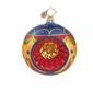 Christopher Radko Christmas Ornament - Mission Ball