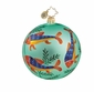 Christopher Radko Christmas Ornament - Deep Sea Drop