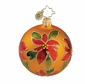 Christopher Radko Christmas Ornament - Holiday Sparkle Mini