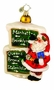 Christopher Radko Christmas Ornament - Bright Lights, Big Wishes