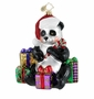 Christopher Radko Christmas Ornament - Pandamonium