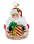 Christopher Radko Christmas Ornament - Just for You