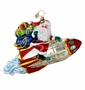 Christopher Radko Christmas Ornament - Fly Me to the Moon