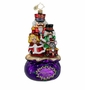 Christopher Radko Christmas Ornament - Complete Suite
