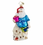 Christopher Radko Christmas Ornament - Beach Builder