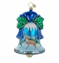 Christopher Radko Christmas Ornament - Snowfall Serenity