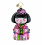Christopher Radko Christmas Ornament - Go-Go Geisha