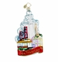 Christopher Radko Christmas Ornament - The City by the Bay