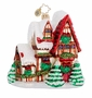 Christopher Radko Christmas Ornament - Tudor Trimmings