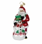 Christopher Radko Christmas Ornament - There's Snow Friend Like You