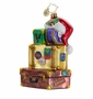 Christopher Radko Christmas Ornament - Globetrotter Domestic