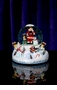 Christopher Radko Coca-Cola 120mm Snowglobe