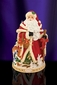 Christopher Radko Winter Forest Santa Cookie Jar