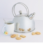 Demeyere Resto Whistling Tea Kettle