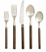 Vietri Fuoco Flatware Five Piece Placesetting