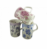 Roy Kirkham Lavender Lancaster Mugs (Set of 3)