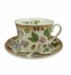 Roy Kirkham Jumbo Breakfast Cup & Saucer Set - Tea Time
