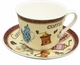 Roy Kirkham Coffee Jumbo Breakfast Cup & Saucer Set