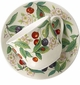 Roy Kirkham Sweet Cherry Jumbo Breakfast Cup & Saucer Set