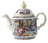 James Sadler Bone China & Stoneware Teapots