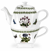 Portmeirion Tea for One Teapots