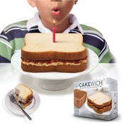 Fred & Friends Cakewich Sandwich Cake Pan