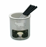 Swissmar Swiss Moo 7 Piece Fondue Set