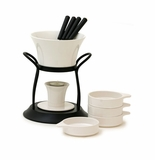 Swissmar Fest 12 Piece Chocolate Fondue Set