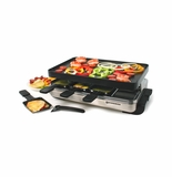 Swissmar 8 Person Stelvio Raclette Party Grill