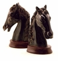 SPI Resin Horsehead Bookends