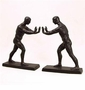 SPI Cast Iron Working Men Bookends
