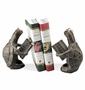 SPI Home Scholarly Turtle Cast Iron Bookend Pair