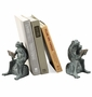 SPI Home Story Time Frog Cast Iron Bookend Pair