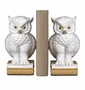 Andrea by Sadek Pair Of Owl Bookends