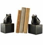 SPI Home Polystone Frog Bookends