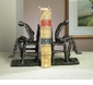 Dessau Home Reader Bookends Bronze Iron