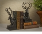 Dessau Home Bronze Finish Stag Bookend