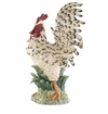 "J. Willfred 23"" Rooster with Grass"