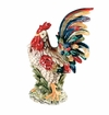 "J. Willfred Ceramics 15"" Rooster Figurine"